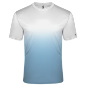 Boys 100% Polyester OMBRE T-shirts Youth T-shirts