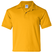 Unisex 50/50 Cotton/Poly Polos Youth Polos