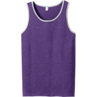 Men's 100% Cotton Tank Tops Anvil 986