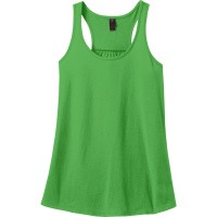 Women's 50/50 Cotton/Poly Tank Tops District Threads DM420
