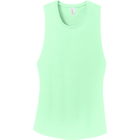 Junior's 100% Cotton Tank Tops District Threads DT6301