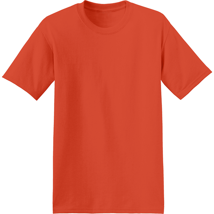 Auto shop t shirtmen 39 s 50 50 cotton polyester t shirts for Create t shirt store online