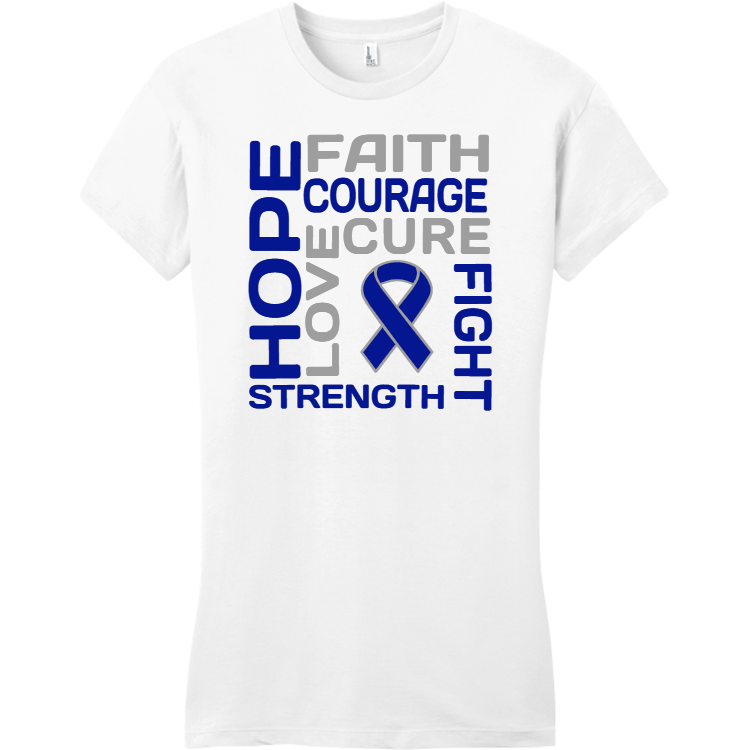 Colon Cancer T Shirts