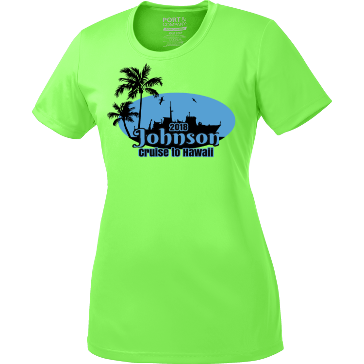 Family Cruise To Hawaii Tshirt