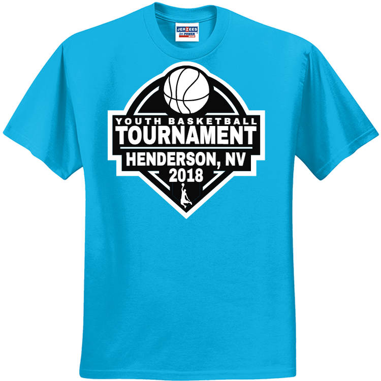 Basketball tournament basketball t shirts for Athletic t shirt design ideas