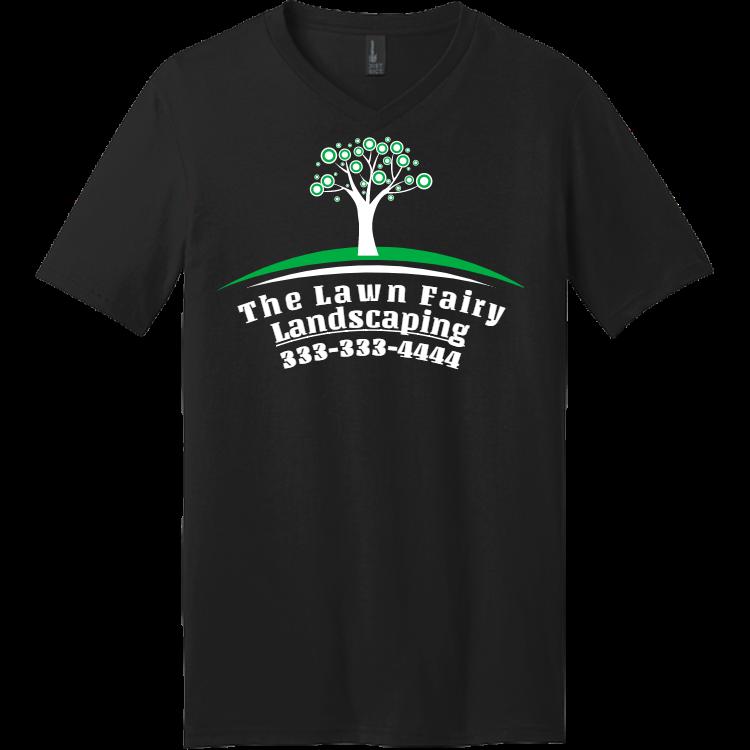 Back - Landscaping - Landscaping T-shirts