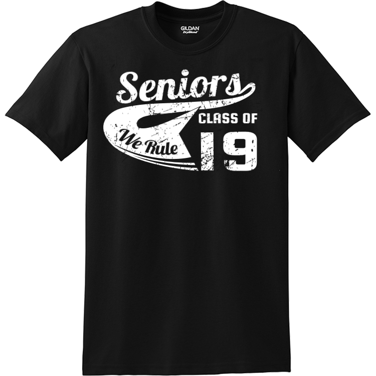 Senior Class Pride T-shirts