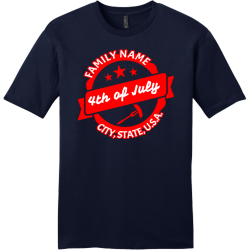 4th Of July Family T-shirts