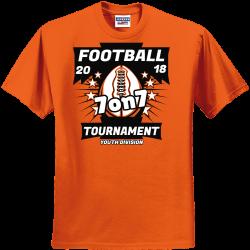 19684859401 7on7 Football T-Shirt Designs - Designs For Custom 7on7 Football T ...
