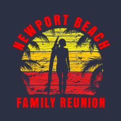 Beach Family Reunion T Shirts