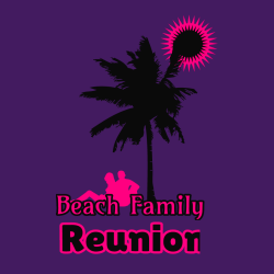 Beach Family Reunion T Shirts11