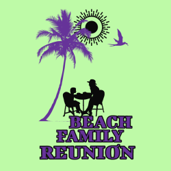 Beach Family Reunion T Shirts111
