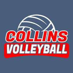 Collins Volleyball  - Volleyball T-shirts