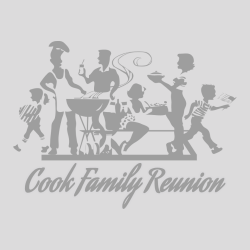 Cook Family Reunion T Shirts