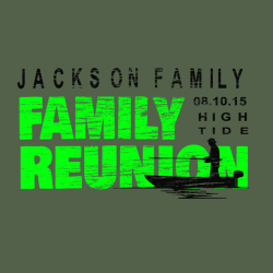 Family Reunion08 T Shirts