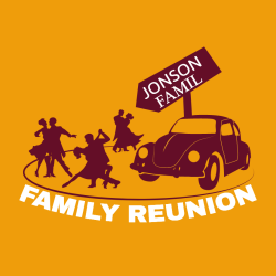Famely Reunion15 T Shirts