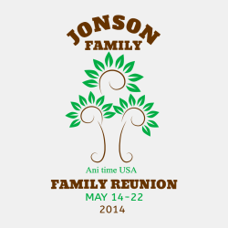 Family Reunion16 T Shirts