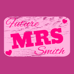 Future Mrs T Shirt1