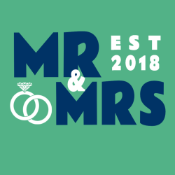 Mr And Mrs T Shirts