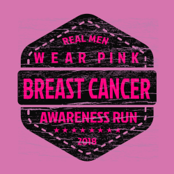 Cancer Awareness Run 2018 T-shirts