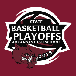 Razorbacks Basketball Playoffs - Basketball T-shirts