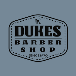 dukes barbeshop t shirts