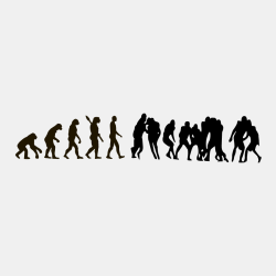 Evolution Of Football T Shirts