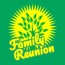 Family Reunion 11 T Shirts