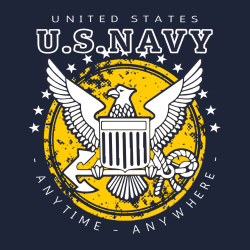 U.S.Navy United States Anytime Anywhere