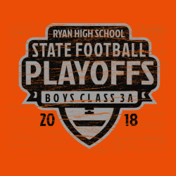 State Football Playoffs -Teamwear T-shirts