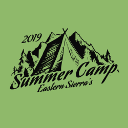 summer camp t shirts designs