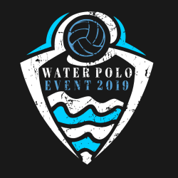 water polo event 2019 swimming t shirts