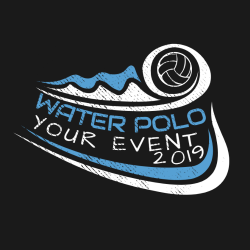 water polo your event 2019 swimming t shirts