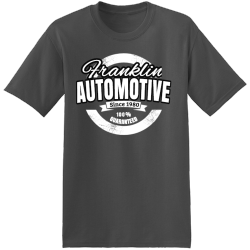 Automotive Shop T Shirts