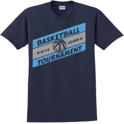 Basketball Tournament T-shirts