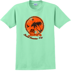 Beach Reunion T Shirts