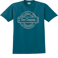 ConstructionCompanyTemplate T shirts