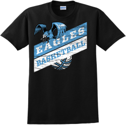 Eagles Basketball T Shirts