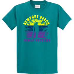 Family Beach Vacation T Shirts