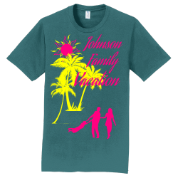 Family Beach Vacations T Shirts1