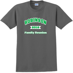 Family Reunion1 T-shirts