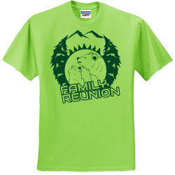 Family Reunion14 T Shirts