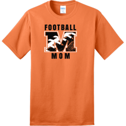Football Mom T Shirts