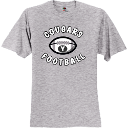 Football Team T Shirts