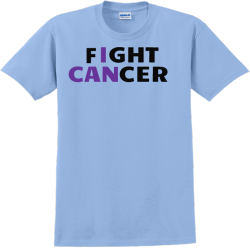 fight cancer i can t shirts