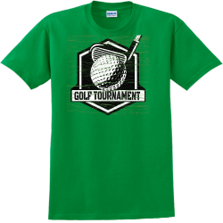 Golf Tournament T-shirts