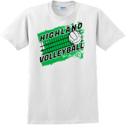 Highland Volleyball