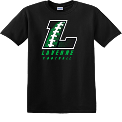 Laverne Football T Shirts