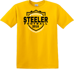Steeler Football T Shirts