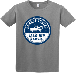 Tow Truck T Shirts